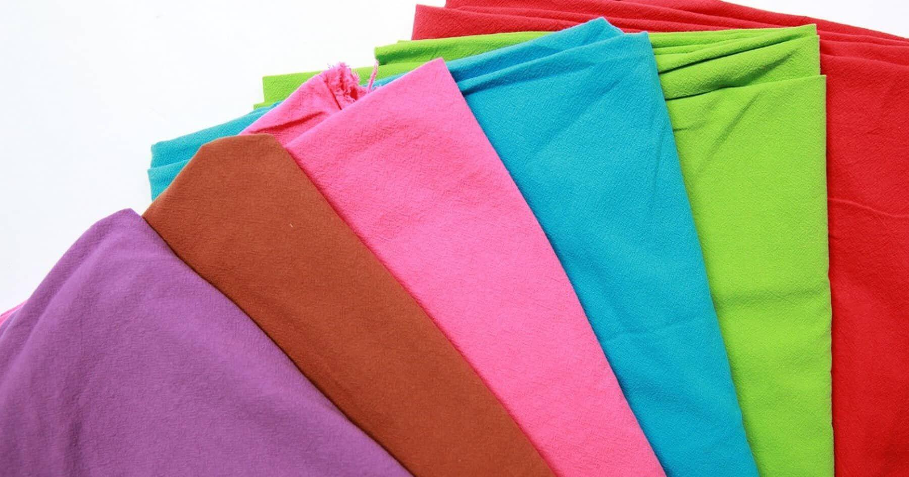 Có mấy loại vải Cotton