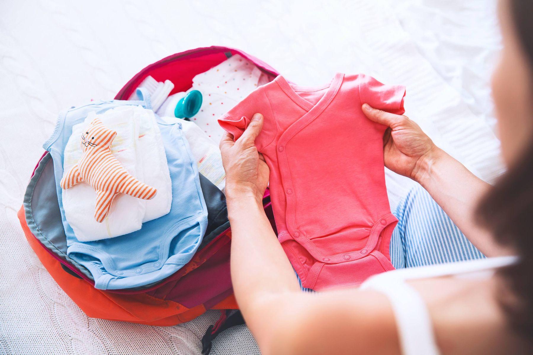 Bebek Kıyafetleri Kaç Derecede Yıkanır?
