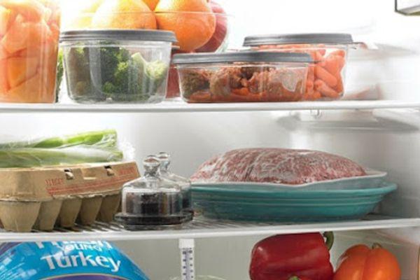 Bảo quản trong tủ lạnh