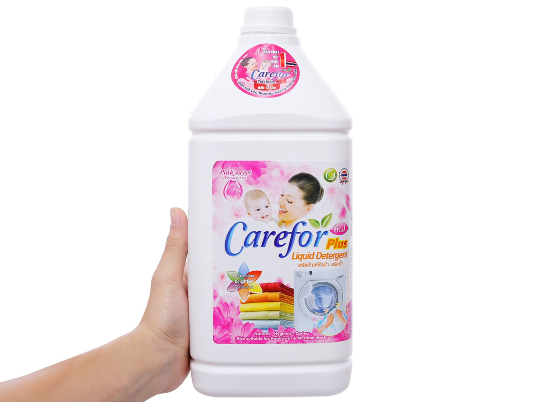 Nước giặt Carefor