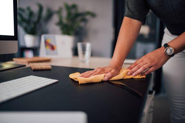 5 Vị trí cần khử khuẩn, vệ sinh văn phòng khi quay trở lại công ty