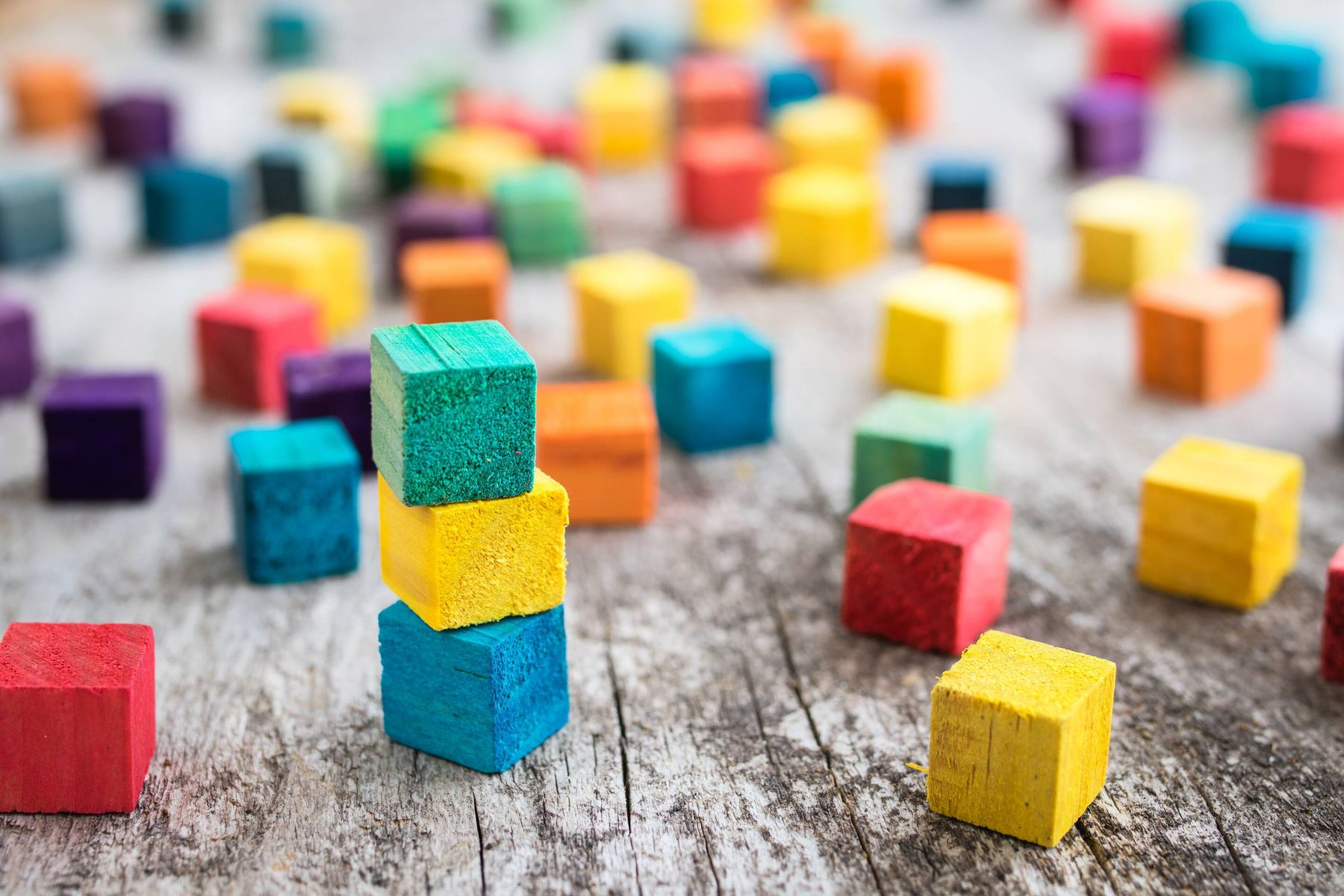 The Best Way to Clean Your Child's Building Blocks' Set