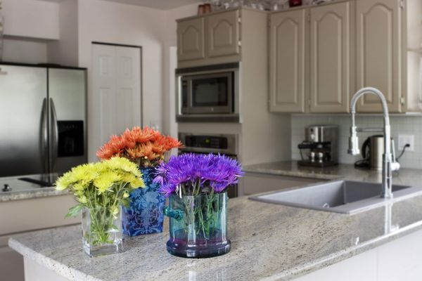 Beautiful Granite Kitchen Countertops