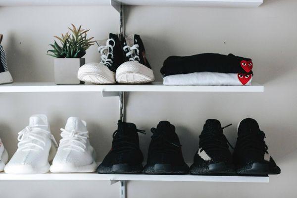 Schuhe färben ab