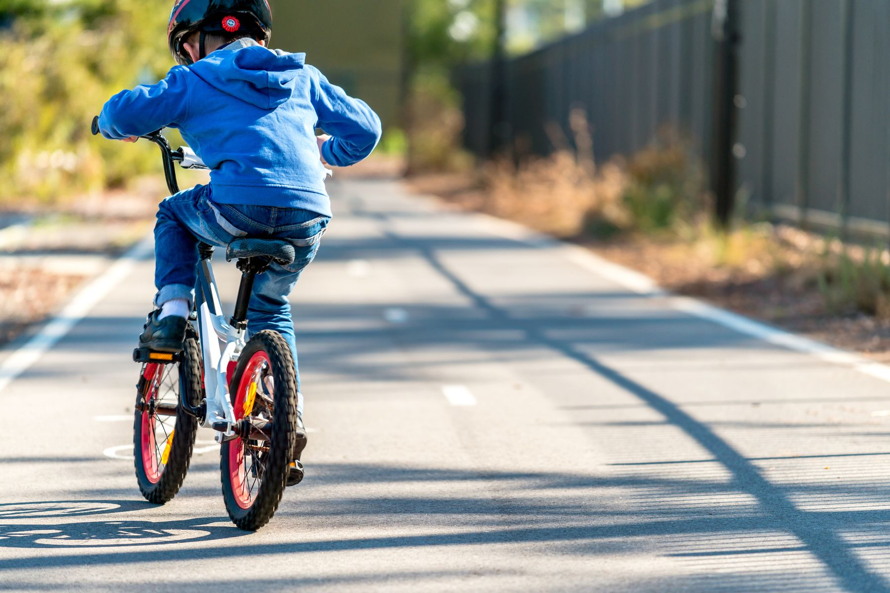 These Simple Tips Will Help You Restore the Shine on Your Kid's Bicycle shutterstock 504707086