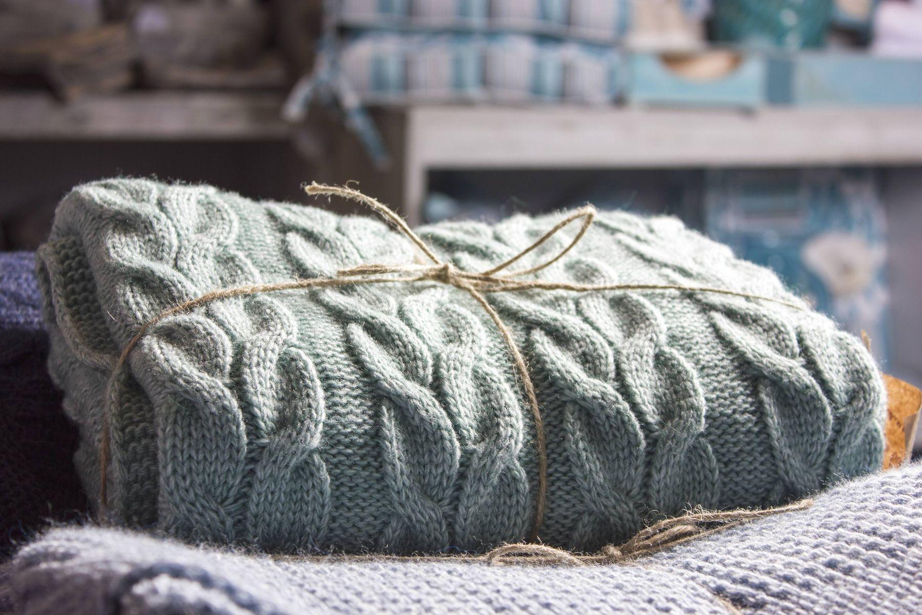 chăn bông polyester