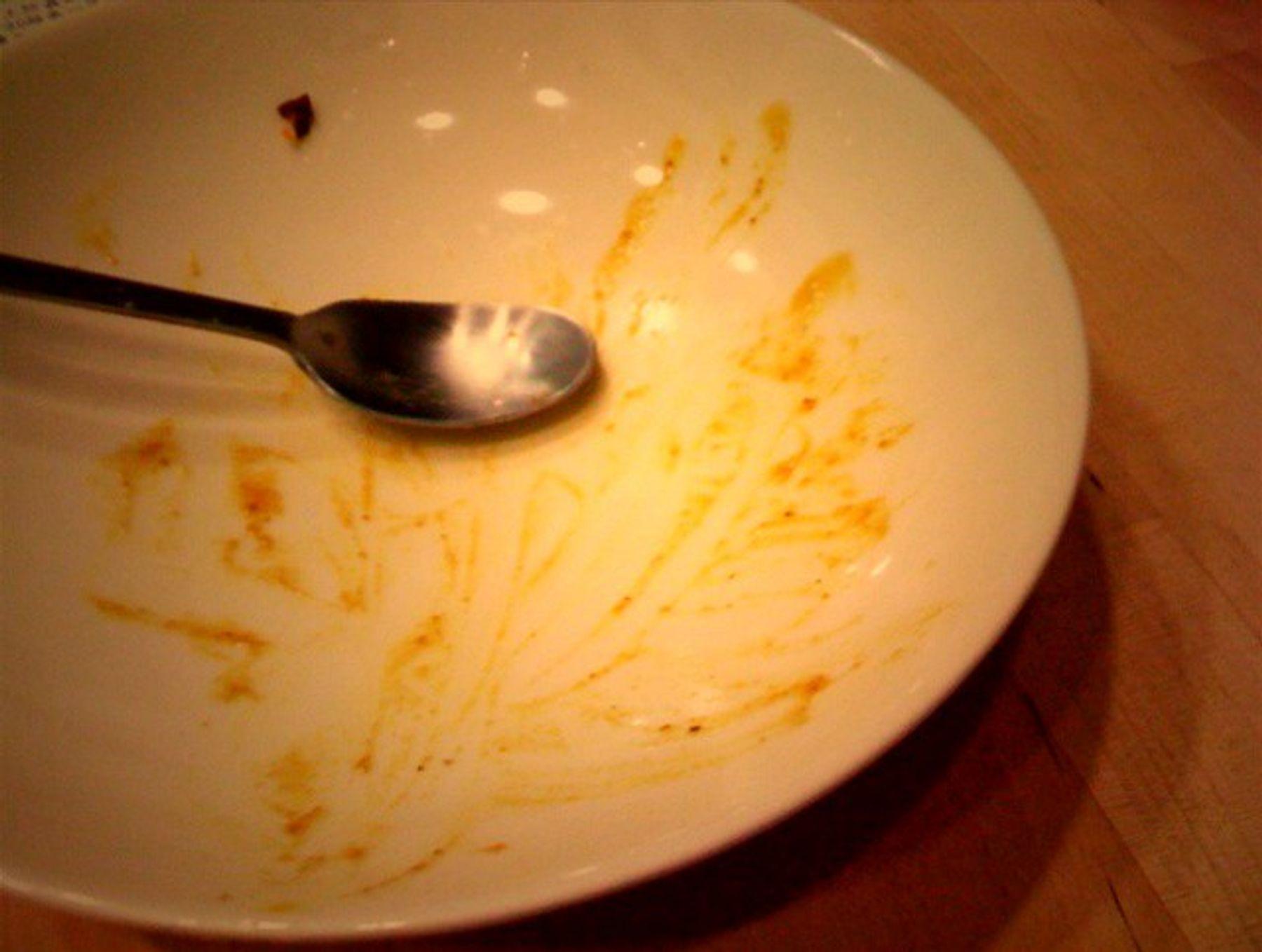loại bỏ thức ăn thừa thải