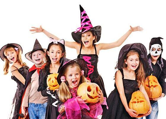 Ý tưởng trang phục Halloween ấn tượng và độc đáo cho bé