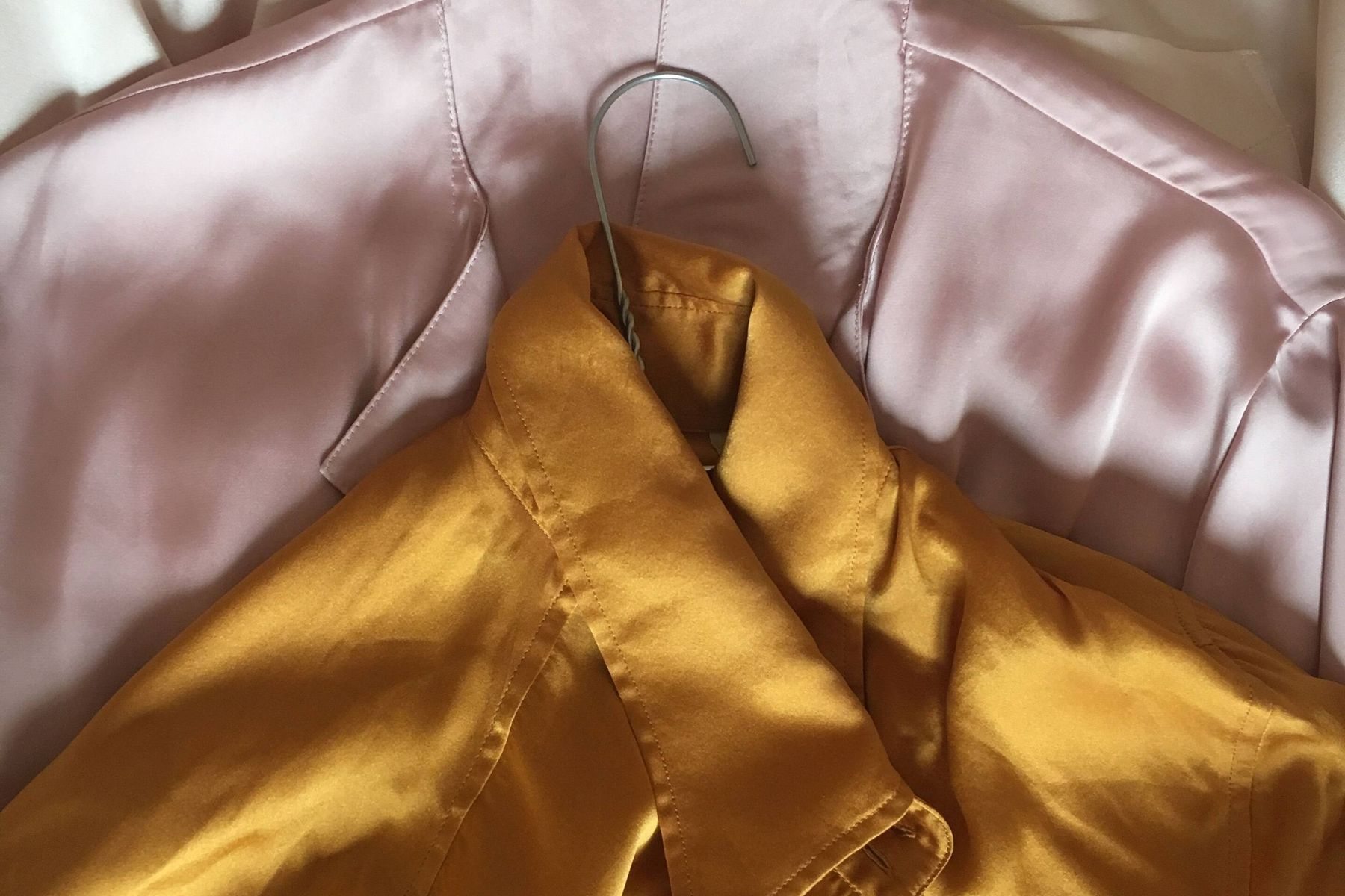 How to Wash and Get Your Silk Shirts Smelling Pleasant