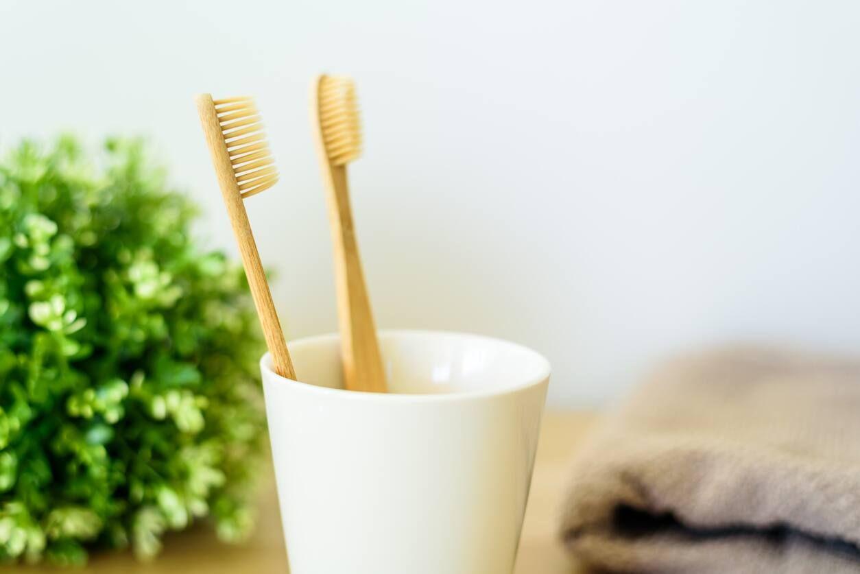 Diş Fırçası Nasıl Temizlenir?