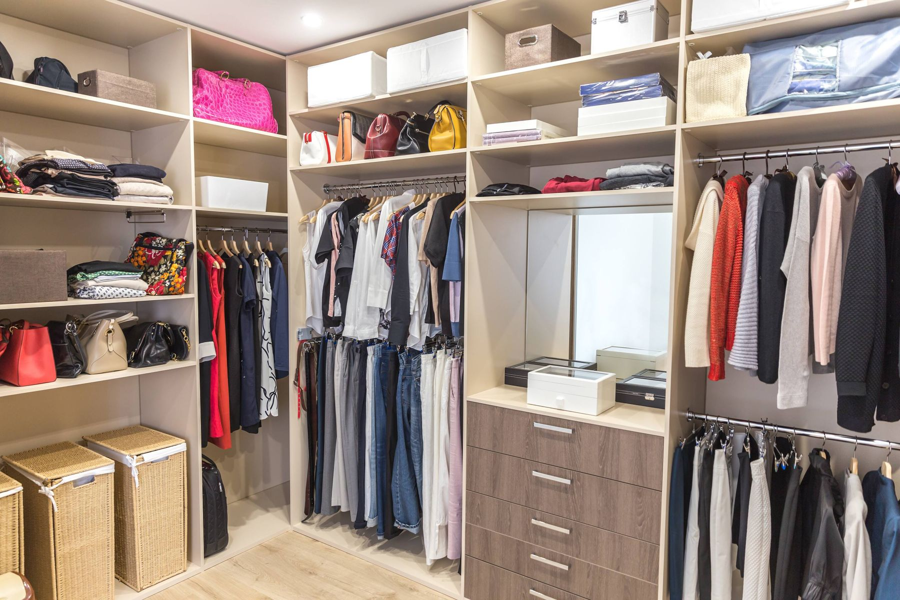 Give Your Closets a Clean Overhaul for Deepavali This Year!