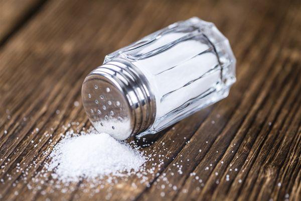 Công dụng của muối đối với sức khỏe con người