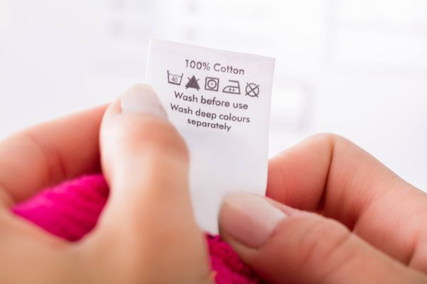 Do You Know What the Wash Instruction Labels on Your Premium Cotton Tops Mean?