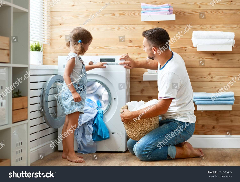 Bạn đã biết cách vắt quần áo bằng máy giặt chuẩn như chuyên gia?