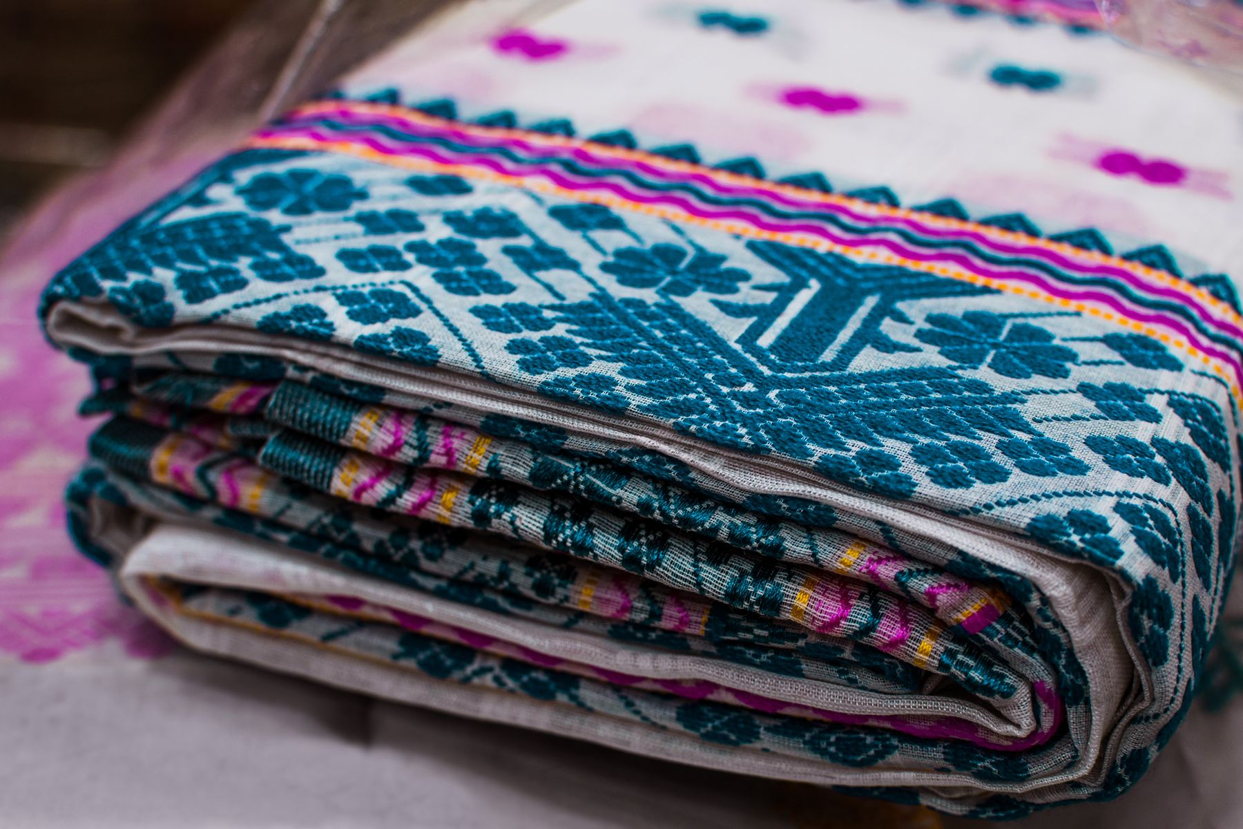 Want to Keep Your Cotton Sarees in Mint Condition shutterstock 1503969407
