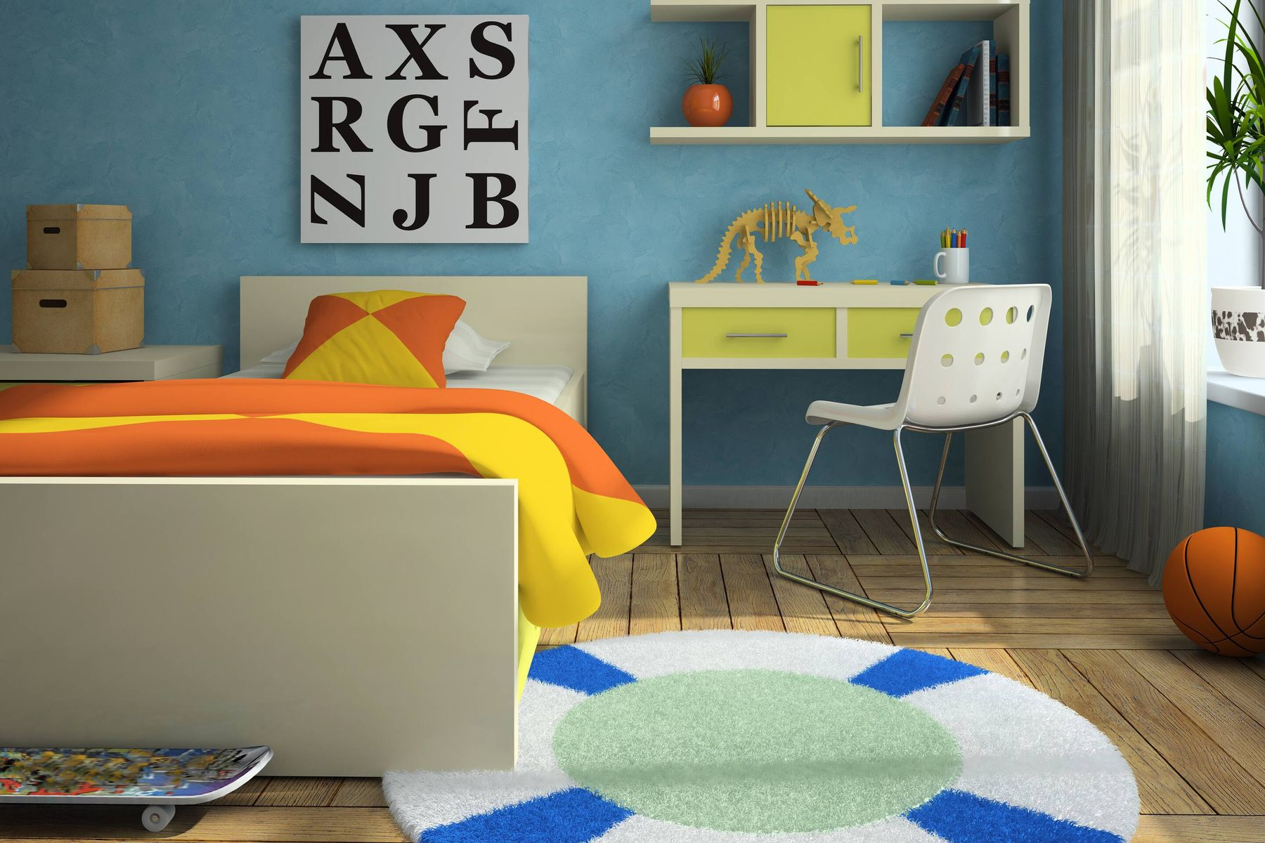 Easy Tips to Keep your Child's Room Clean and Germ-Free | Cleanipedia