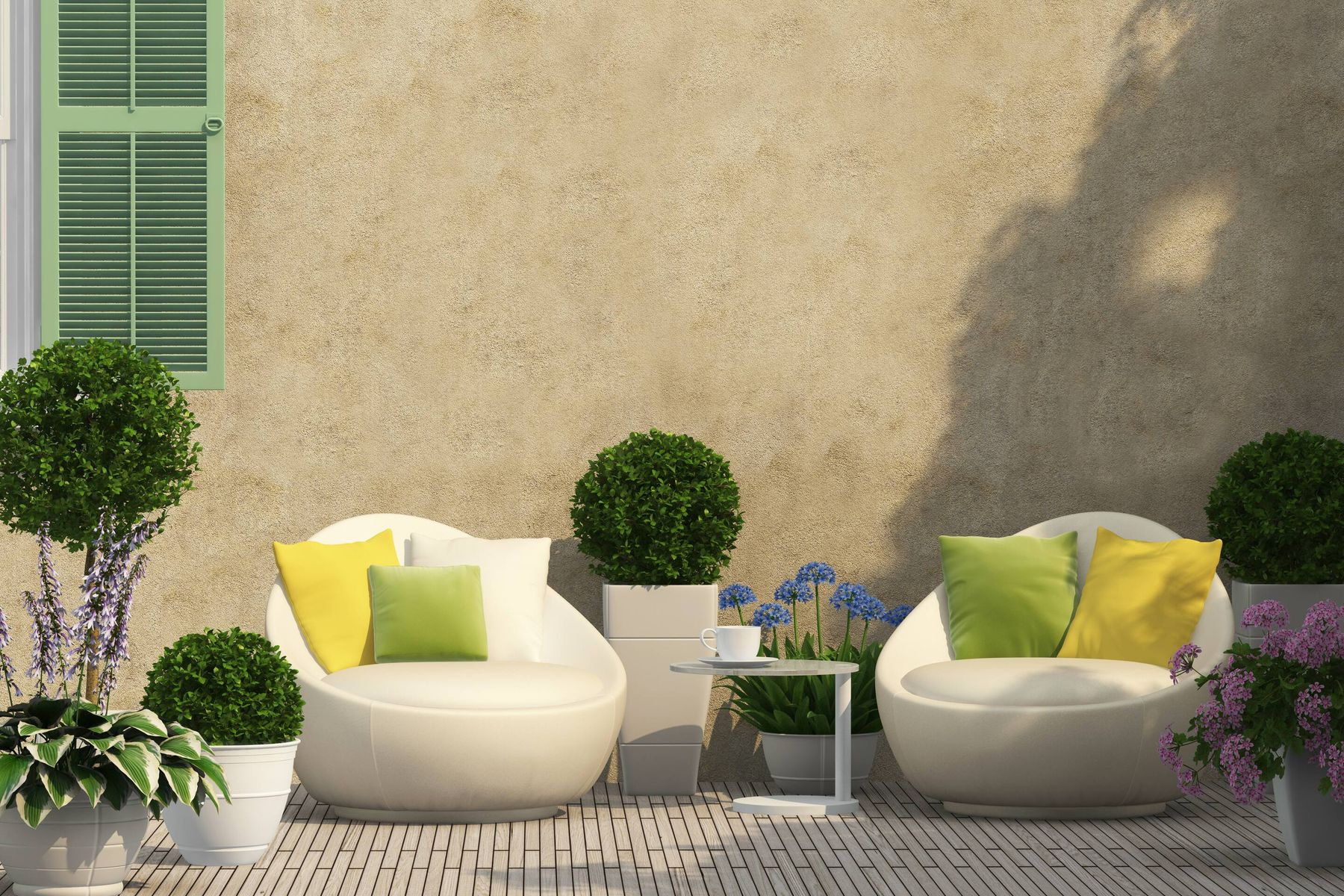 How to Care for Outdoor Furniture | Cleanipedia