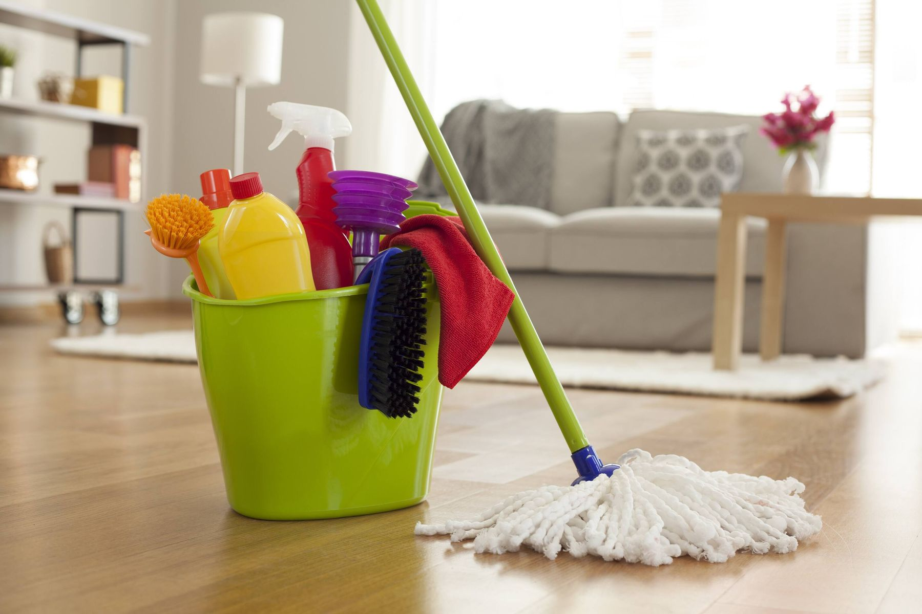 Working from Home? Here's How to Make House-Cleaning Schedule and Checklist