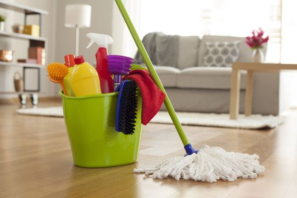 Working from Home? Here's How to Make House-Cleaning Schedule and Checklist | Cleanipedia
