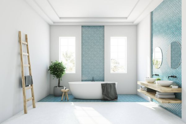 How to Keep Bathroom Tiles Clean and Shiny | Cleanipedia