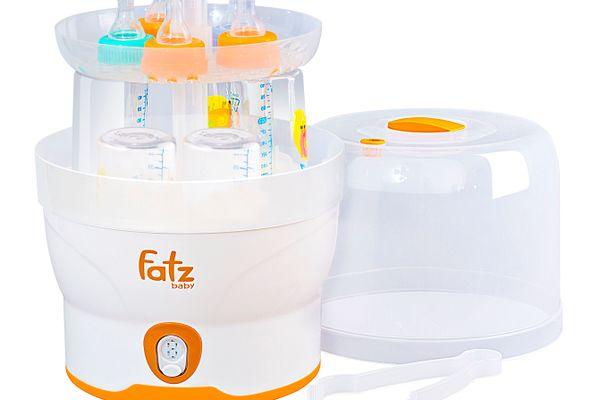 Máy tiệt trùng sấy khô bình sữa Fatz Baby