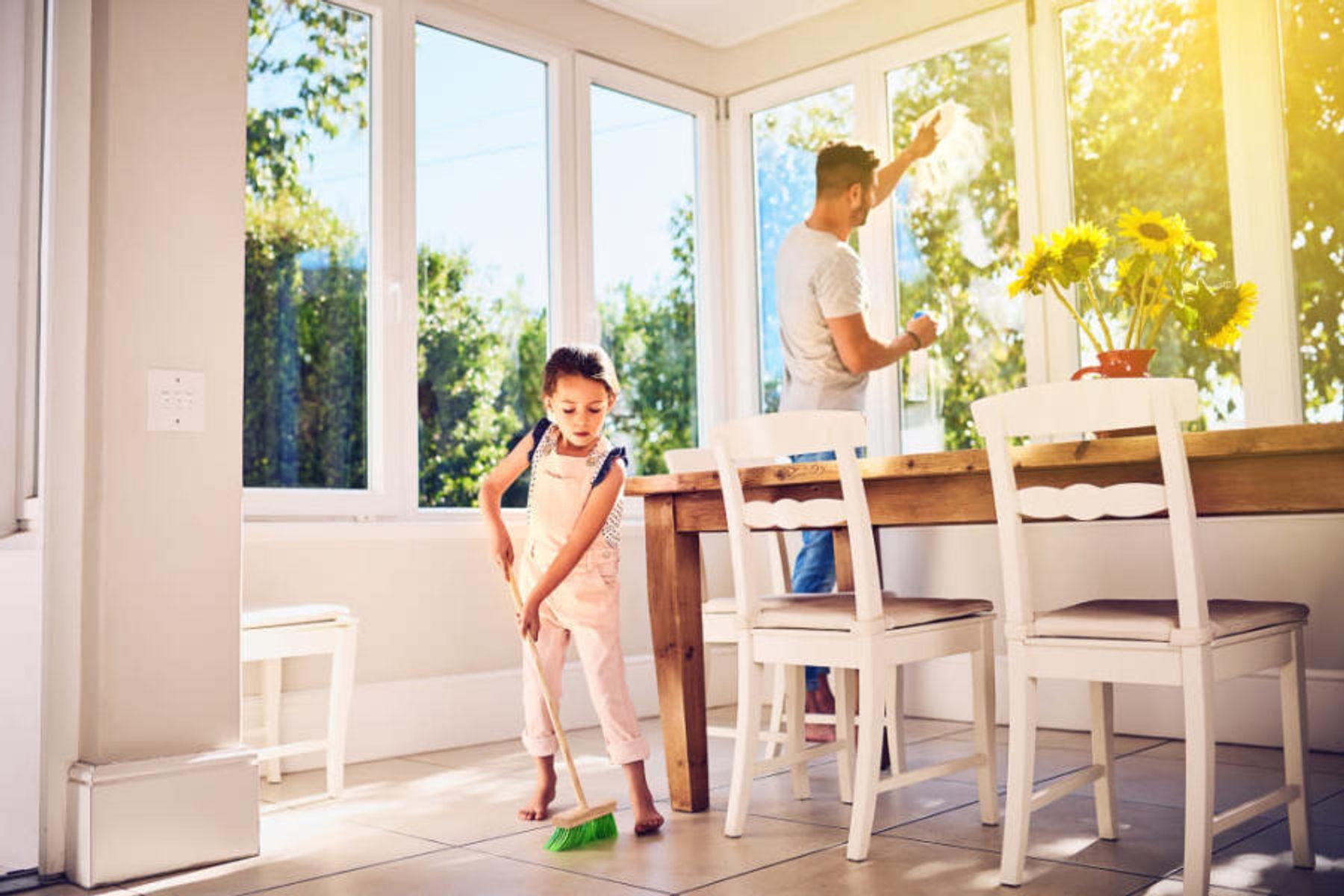 Step 6: Ev temizliği nasıl yapılır