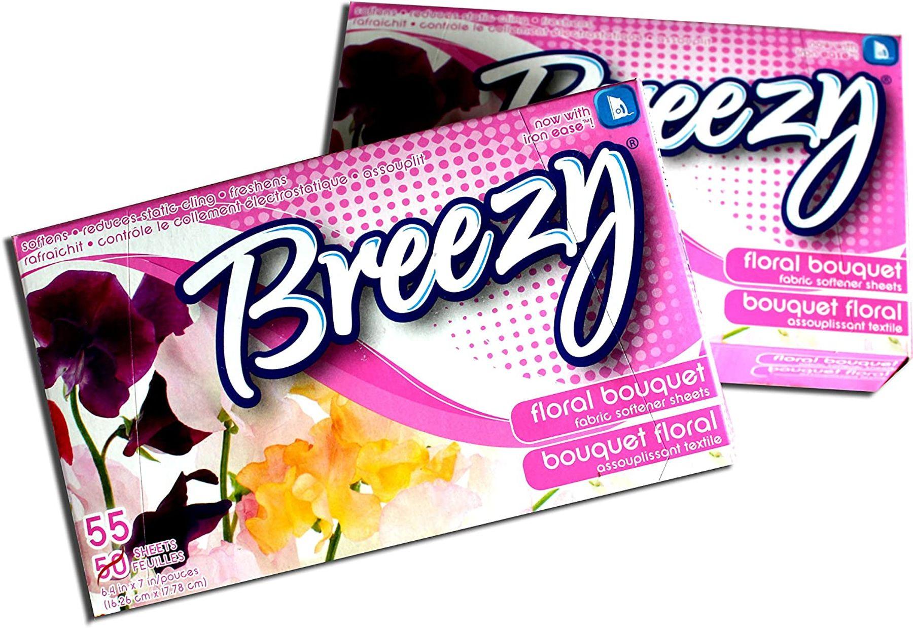 Giấy thơm quần áo Breezy