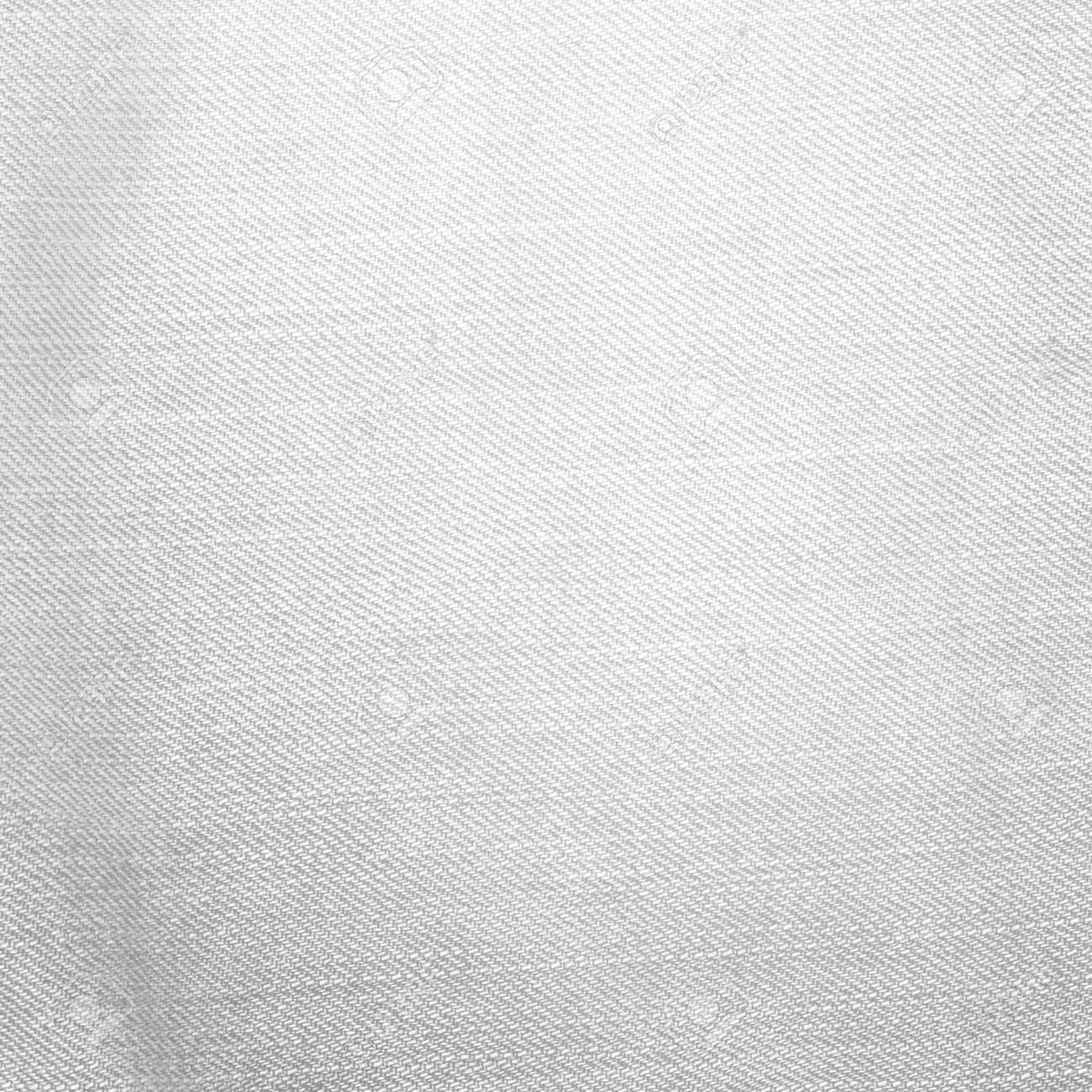 Chất vải cotton trắng