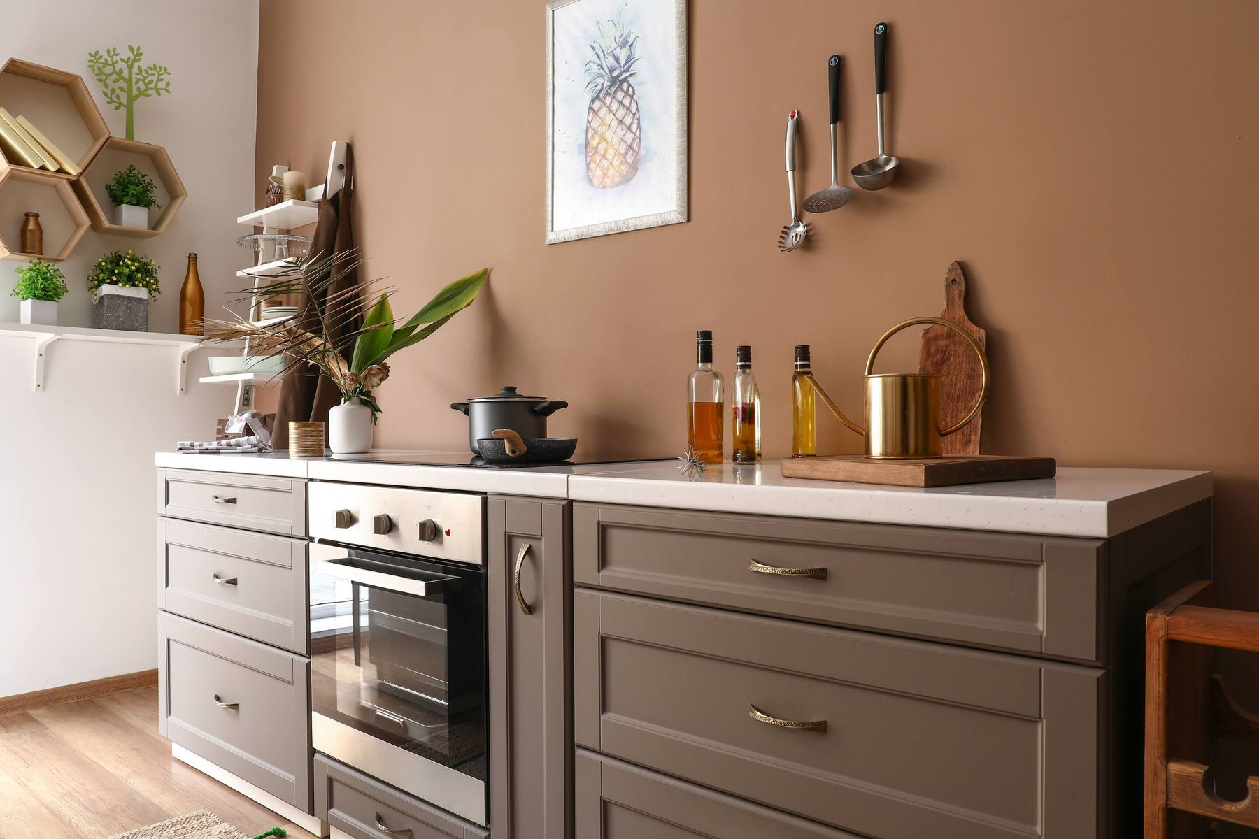 Want to Banish Grease Stains on Your Kitchen Walls? Try This Now!