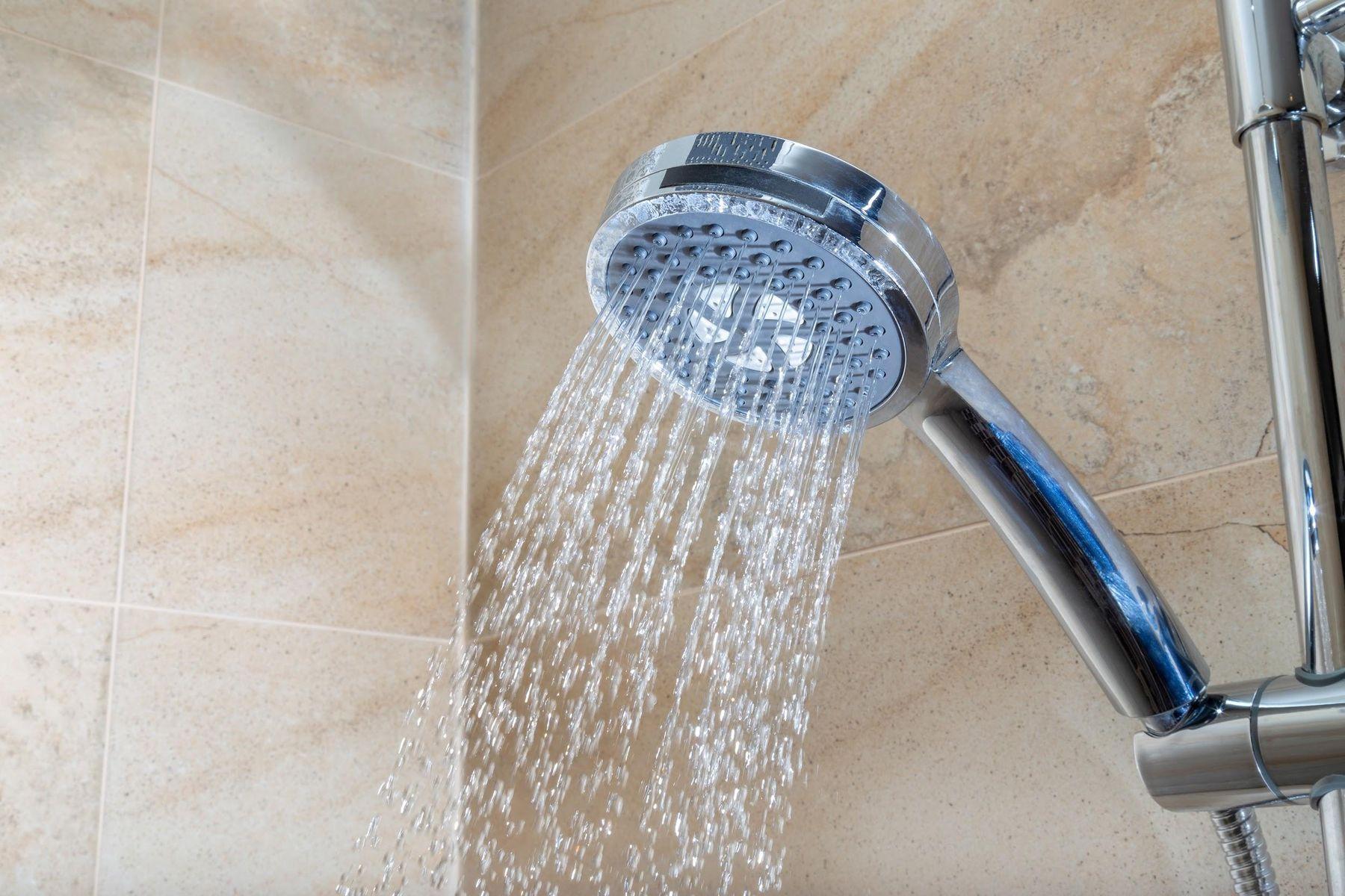 Cómo limpiar la ducha fácilmente