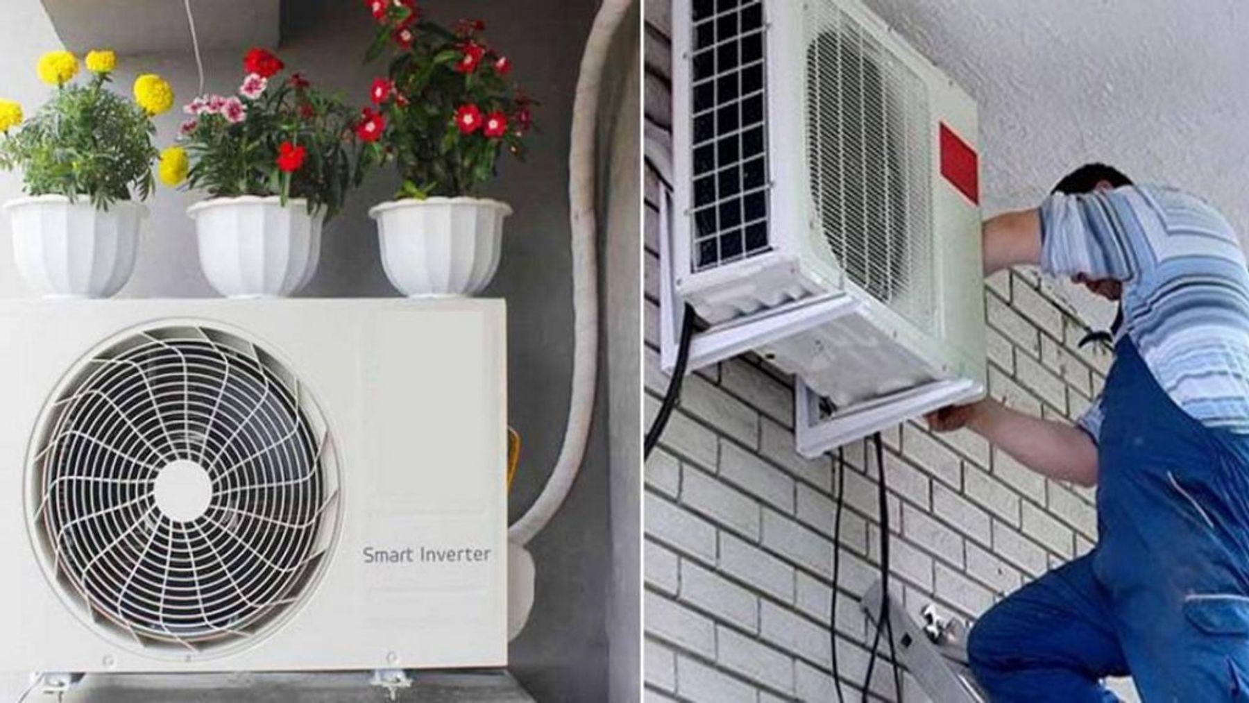 Thay cục nóng máy lạnh bao nhiêu tiền?