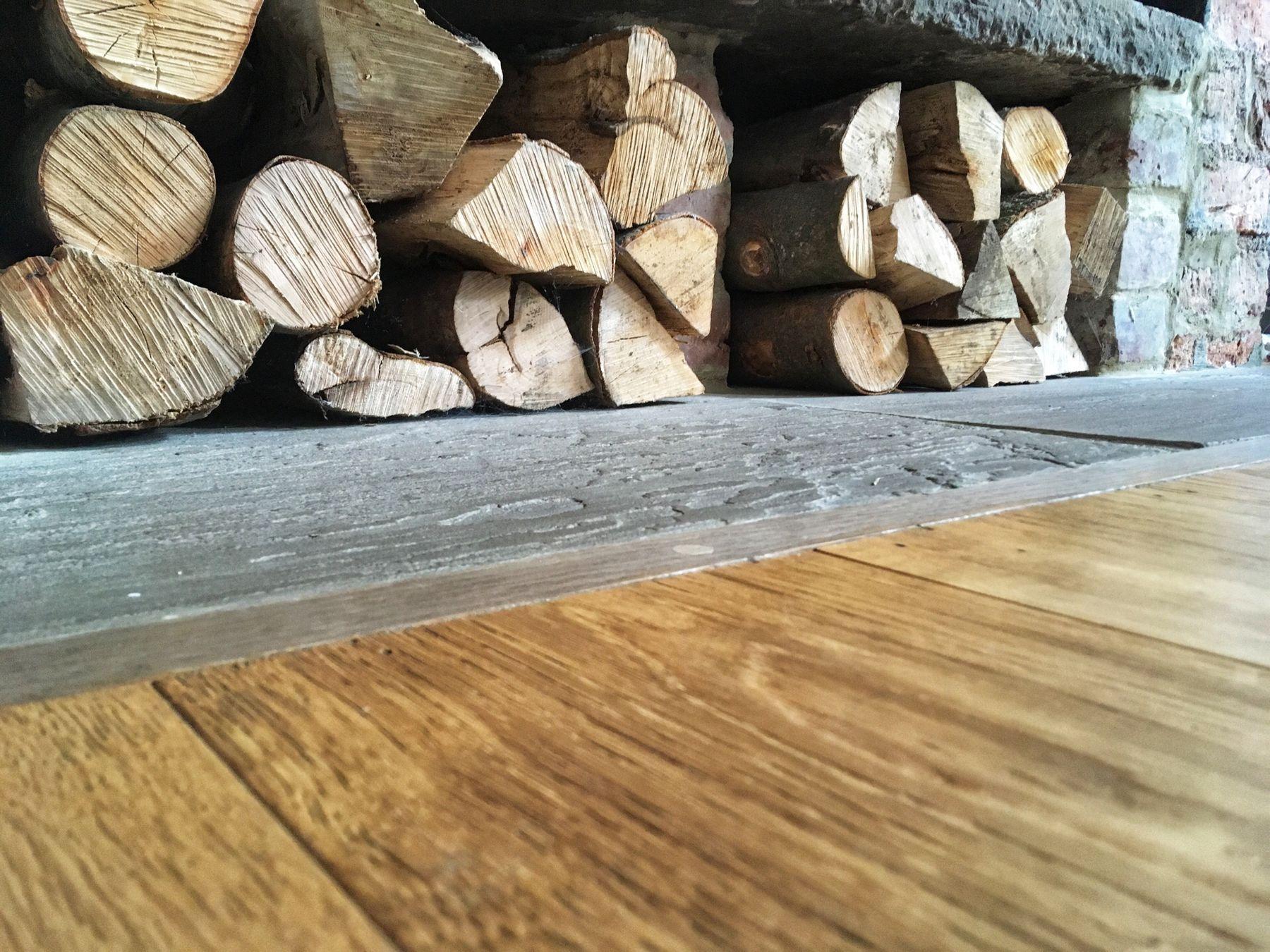 Cómo restaurar madera quemada por el sol
