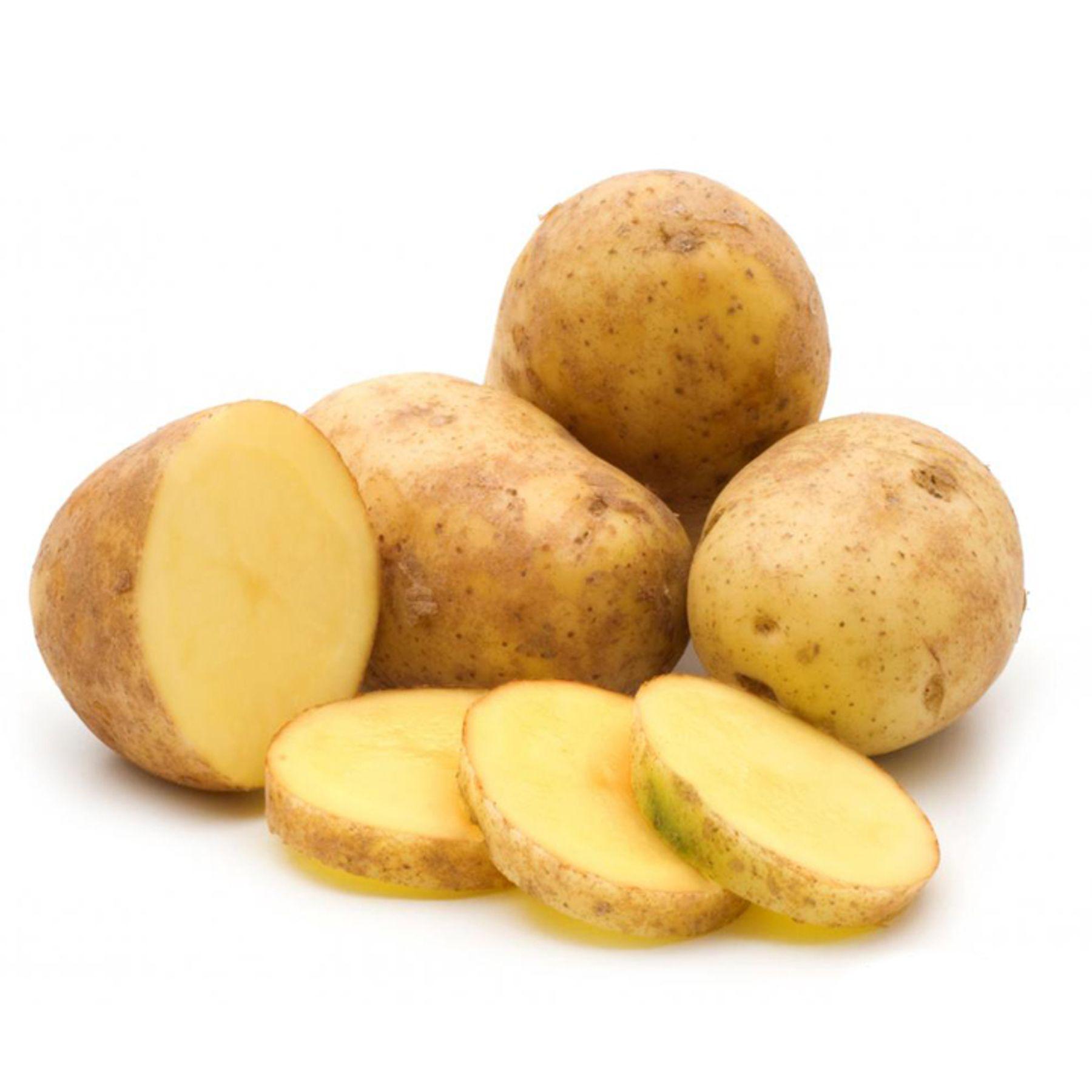 Sử dụng khoai tây để tẩy mốc quần áo