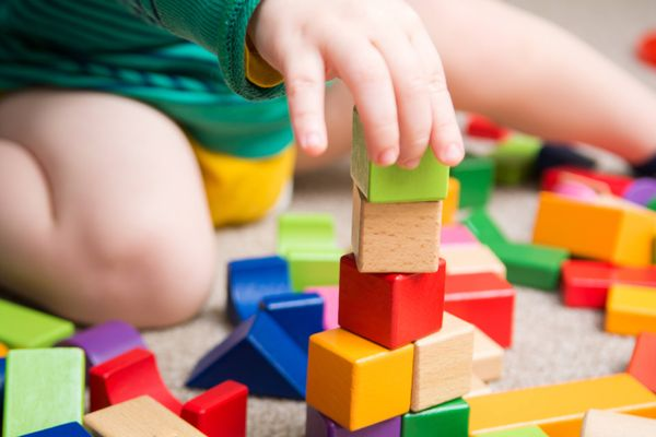 Best Way to Clean Your Child's Building Blocks Set