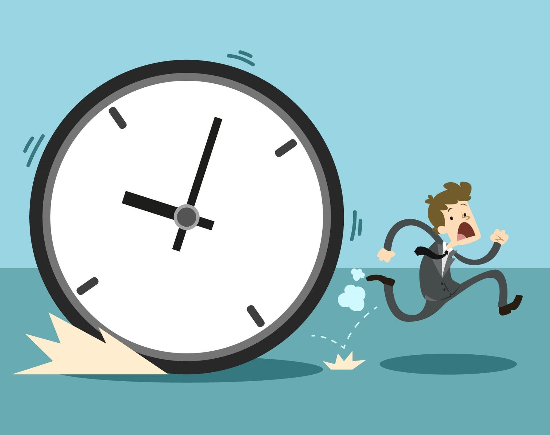 Tự tạo áp lực thời gian