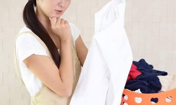 Tẩy quần áo trắng