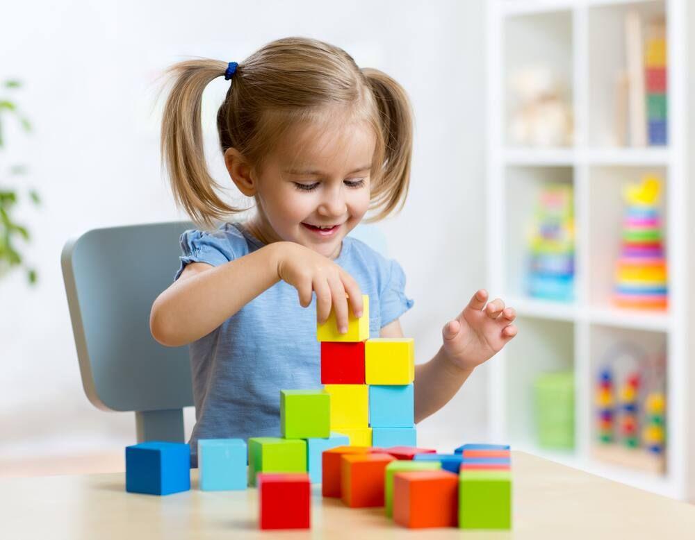 dạy trẻ em mầm non