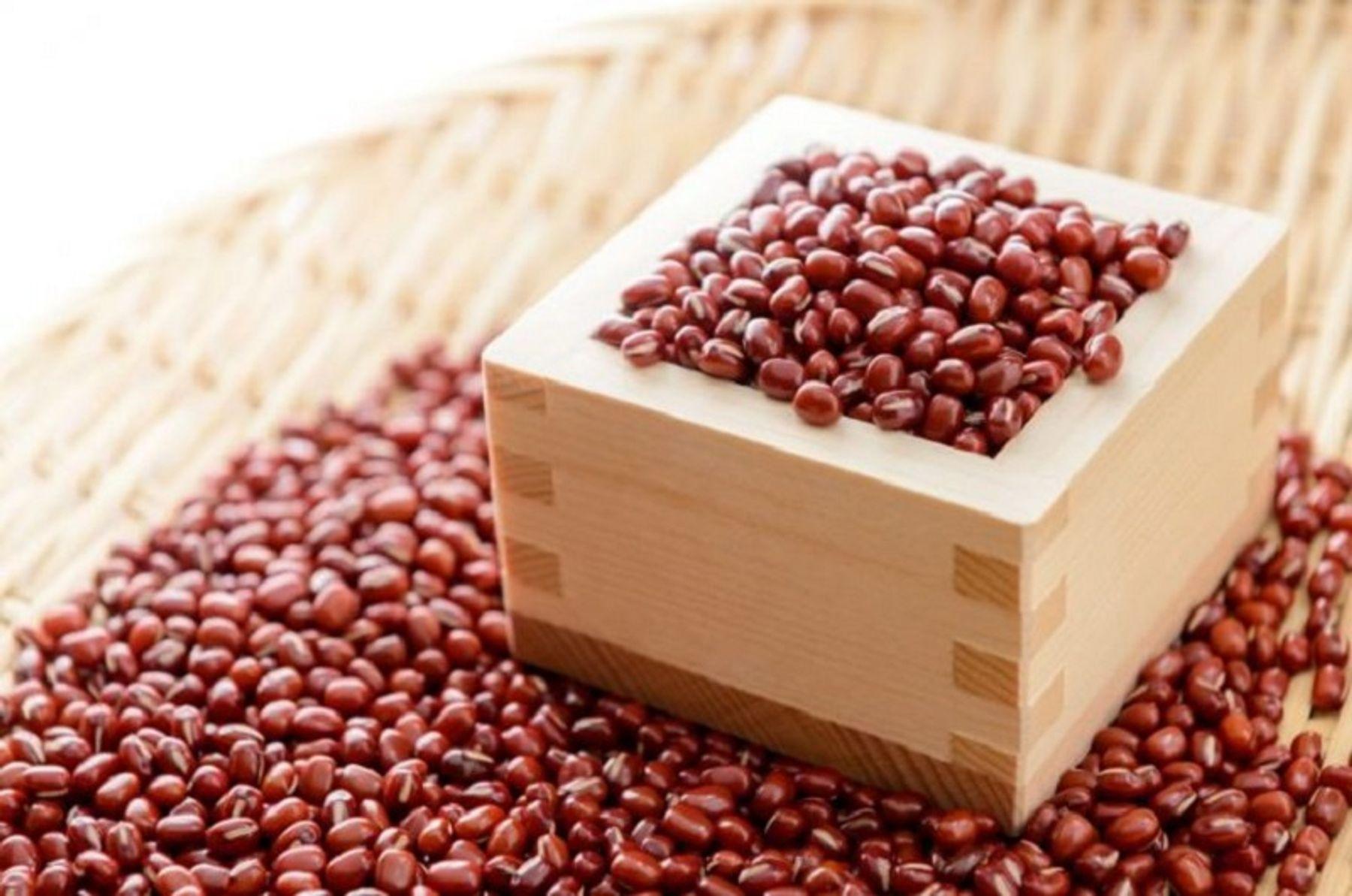 bí quyết làm đẹp với đậu đỏ