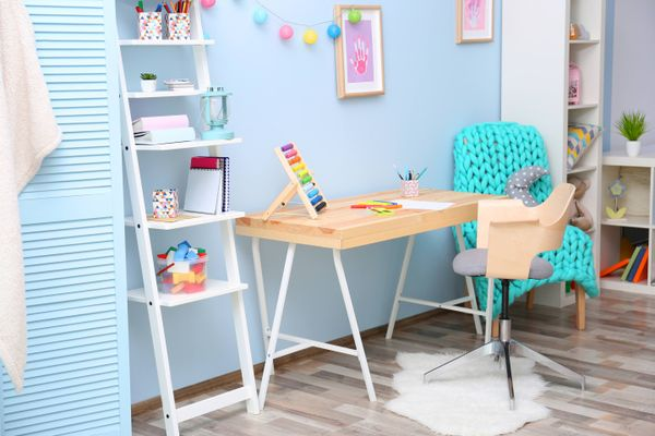 Did your child stain your walls with ink? Make them sparkle now