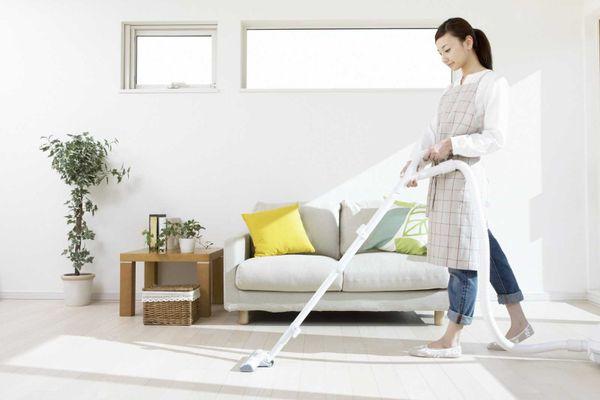 Dọn dẹp nhà cửa thông minh của người Nhật
