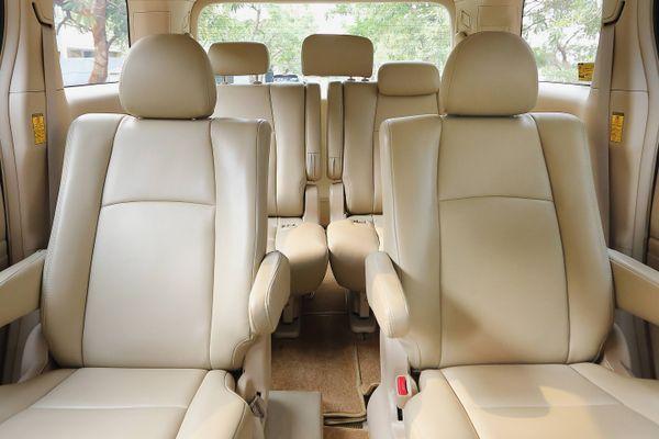 Auto Innenraum aus Leder