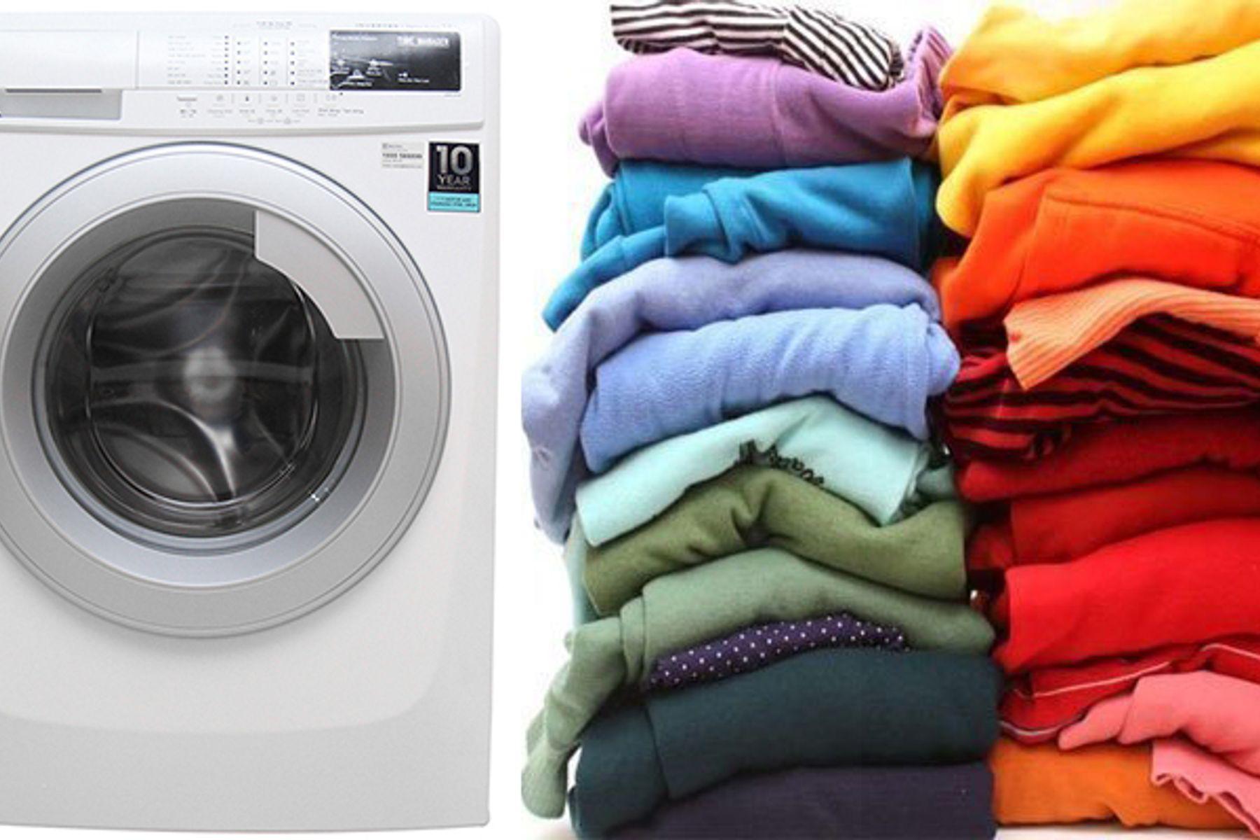 Bí quyết giúp áo quần sạch thơm ngày tết