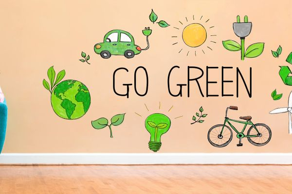 Eat green, breathe green, live green! Tips and tricks to adopt an eco-friendly lifestyle