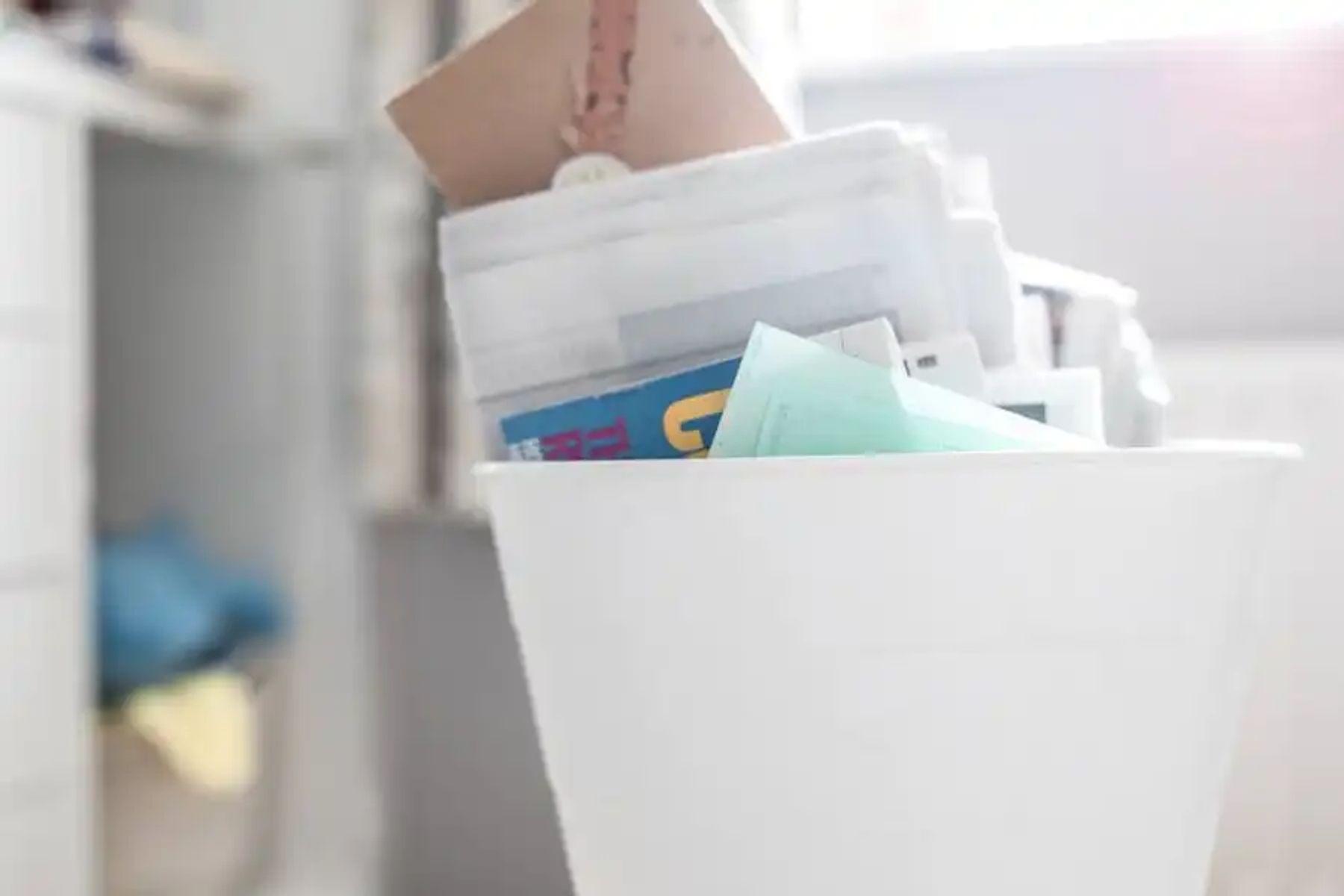 Tái chế giấy là gì?