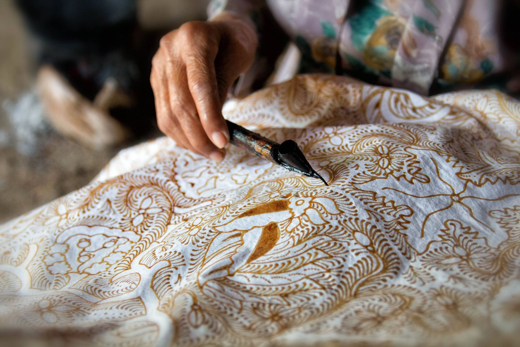 Cara membuat batik dan proses pembuatan batik