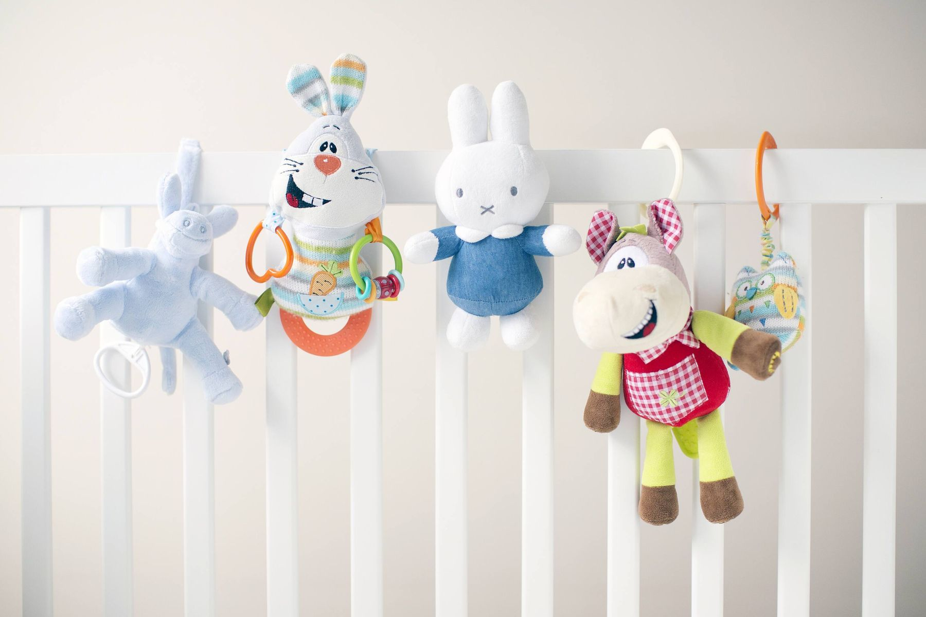 Easy Ways to Wash your Toddler's Soft Toys