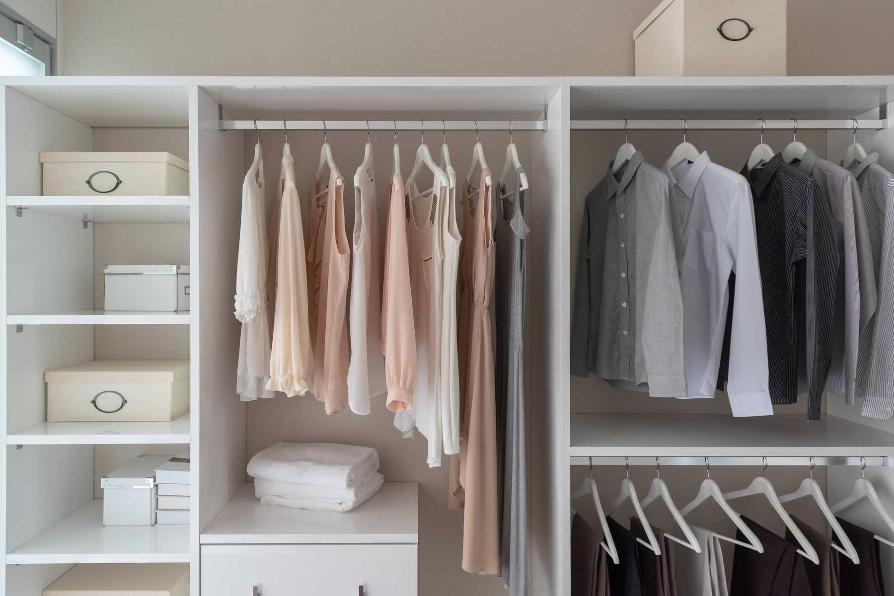 tinh dầu thơm quần áo Làm thơm tủ quần áo