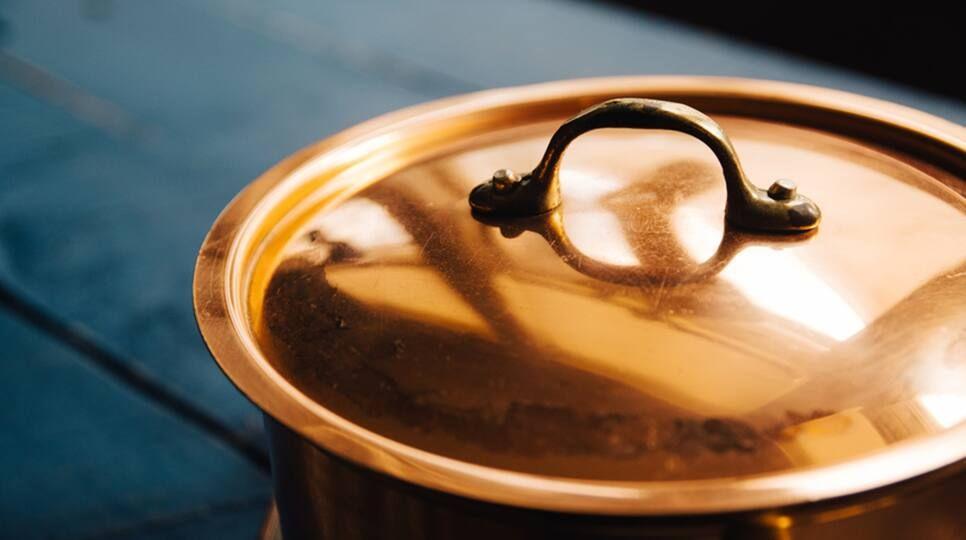 4 Cách làm sạch nồi nhôm bị đen do nấu bếp ga