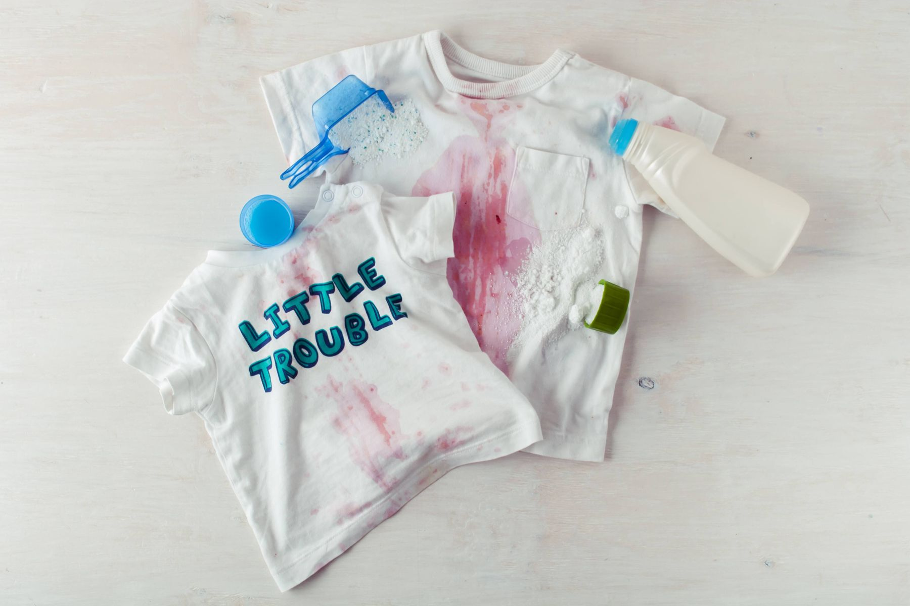 Ways To Clean Common Stains from Baby Clothes | Kids Clothes Cleaning Tips