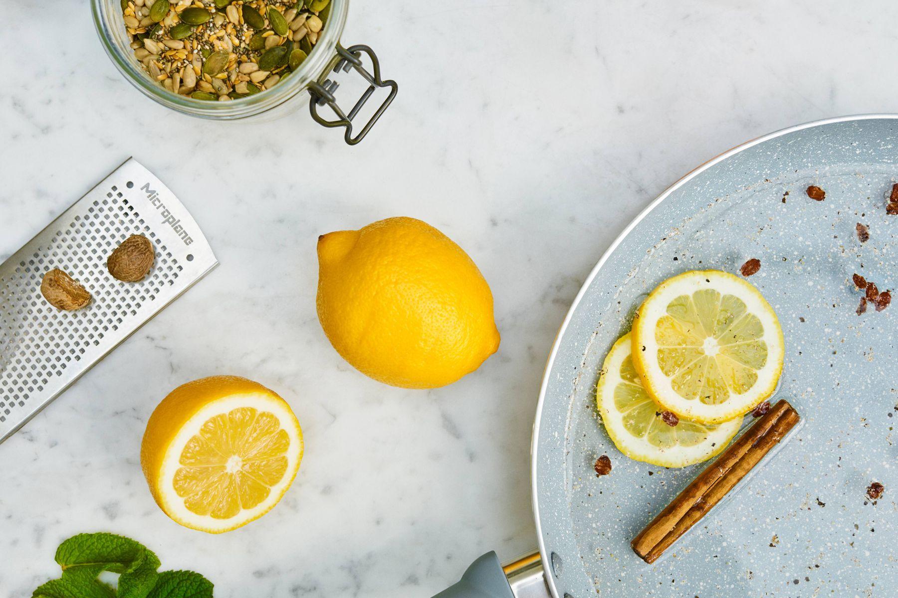 Limon ile Temizlik Nasıl Yapılır?